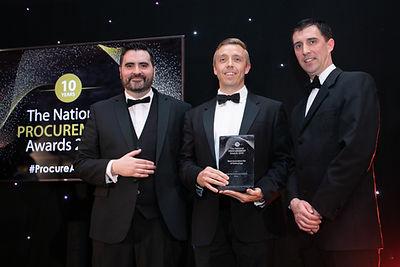 Ervia - 2019 The National Procurement Awards winner