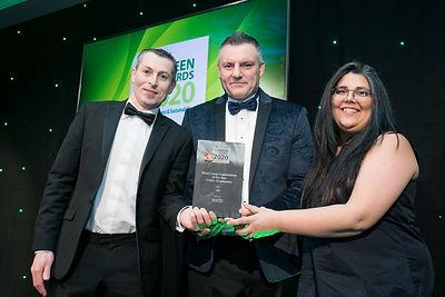 AIB - The Green Awards 2020 winners