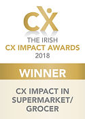 CX Impact in Supermarket Grocer