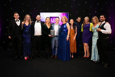 Three Ireland - UX Awards 2019 Winners