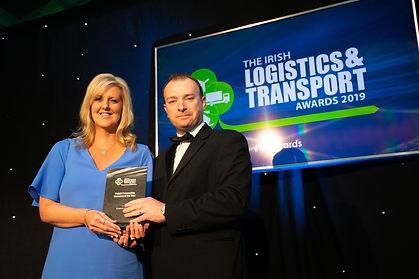 Kuehne + Nagel - Irish Logistics & Transport Awards 2019 winners