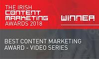 Best Content Marketing Award - Video Series 2018