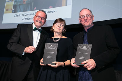 O'Donnell+Tuomey - 2019 Building and Architect of the Year Awards recipient