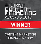 Content Marketing Rising Star 2019