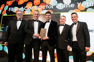Structure Tone - 2019 Fit Out Awards 2019 winner