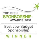 Best Low Budget Sponsorship 2016 winner logo
