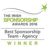 Best Sponsorship Team - Agency 2016 winner logo