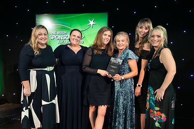 SuperValu & Off The Ball - 2019 Irish Sponsorship Awards winner
