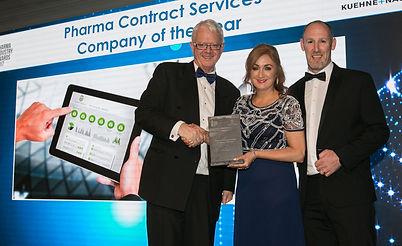 Pharmapod - Pharma Industry awards 2017 winner