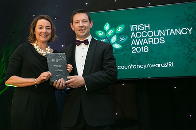 Accountant Online - Irish Accountancy Awards 2018 winners