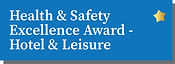 Health & Safety Excellence Award - Hotel & Leisure