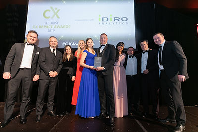 Kuehne + Nagel - 2019 The Irish CX Impact Awards winner