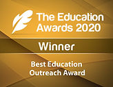 Best Education Outreach Award