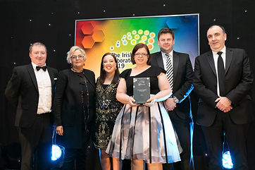 Lennox - The Irish Laboratory Awards 2019 winner