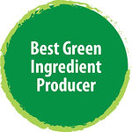 Best Green Ingredient Producer