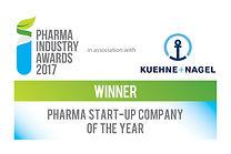 Pharma Start-up Company of the Year
