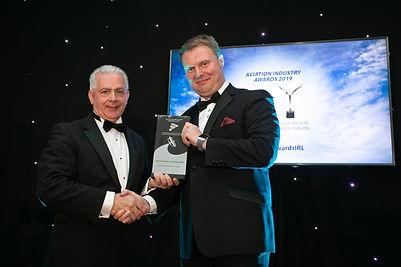 Radisson Blu Hotel, Dublin Airport - Aviation Industry Awards 2019 winner