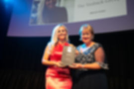 Marcie Green - 2019 HR Award winners