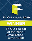 Fit Out Project of the Year - Small Office - Over €500K