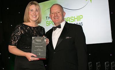 SPAR Ireland for FAI 'Team of Gary Breens' - Irish Sponsorship Awards winners 2016