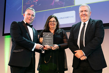 O Donnell O Neill Design - Fit Out Awards 2018 winner