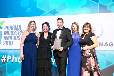 Pfizer Ringaskiddy - Pharma Industry Awards 2018 winners