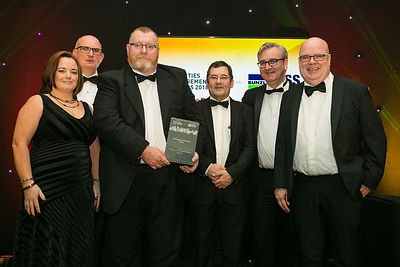 Workplace Transformation Project - DellEMC - Facilities Management Awards 2018 winner