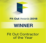 Fit Out Contractor of the Year