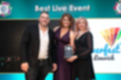 Limerick Riverfest - 2019 Event Industry Awards winner