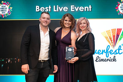 Limerick Riverfest - 2019 Event Industry Awards winner