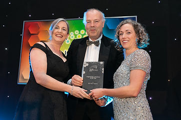 DCU Water Institute - The Irish Laboratory Awards 2019 winner