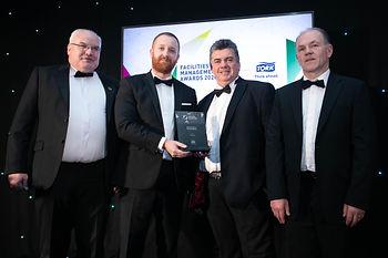 An Post - 2020 Facilities Management Awards winner