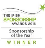Sponsorship of the Year 2016 winner logo
