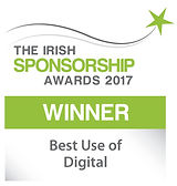Best Use of Digital winner logo
