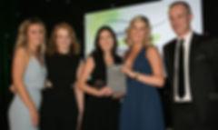 98FM's Big Slide Home with HB - Irish Sponsorship Awards winners 2016