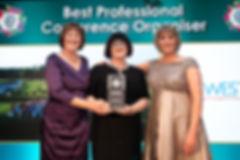 Go West Conference & Event Management - 2019 Event Industry Awards winner