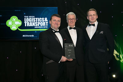 Tranzaura - Irish Logistics & Transport Awards 2018