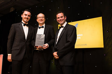 Dublin Business School - The Education Awards 2017 winners