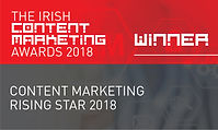 Content Marketing Rising Star 2018