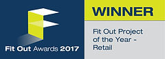 Fit Out Project of the Year - Retail winner logo