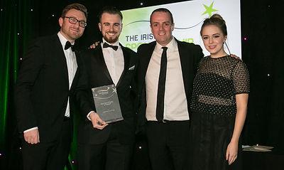 Vodafone Centre Stage - Irish Sponsorship Awards winners 2016