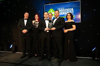 Nissan & NVD - Irish Logistics & Transport Awards 2019 winners