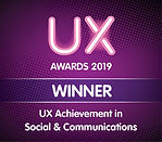 UX Achievement in Social & Communications