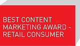 Best Content Marketing Award - Retail Consumer