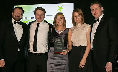 Aer Lingus Official Airline of the Irish Rugby Team- Irish Sponsorship Awards winners 2016