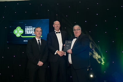 Expressway - Irish Logistics & Transport Awards 2018