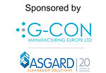G-CON Manufacturing Europe & Asgard Cleanroom Solutions