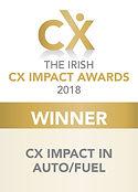 CX Impact in Auto/Fuel