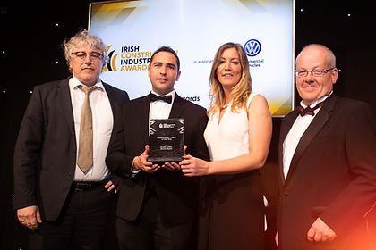 Winners Irish Construction Industry Awards