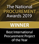 Best International Procurement Project of the Year